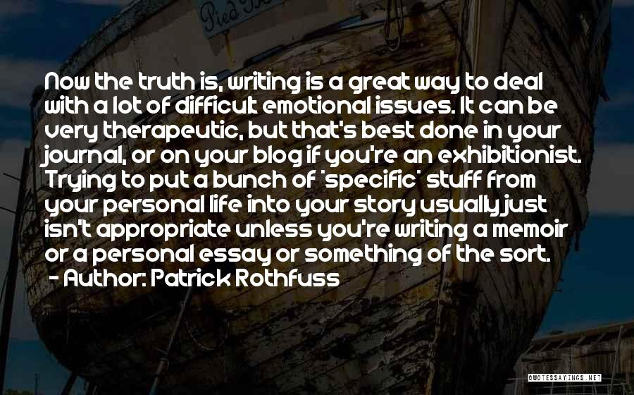 Just Done Trying Quotes By Patrick Rothfuss
