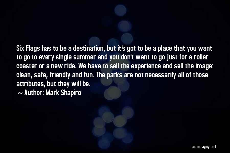 Just For Fun Image Quotes By Mark Shapiro