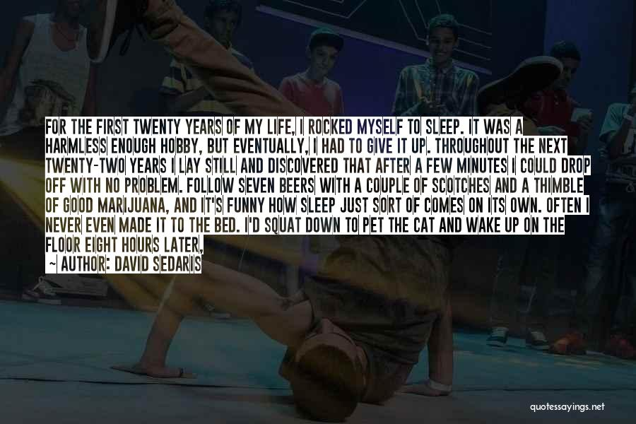 Just Had Enough Quotes By David Sedaris