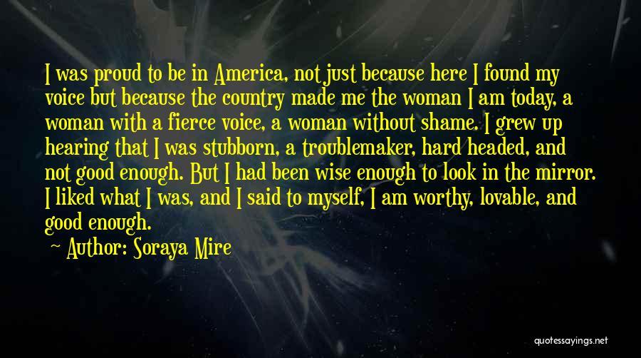 Just Had Enough Quotes By Soraya Mire