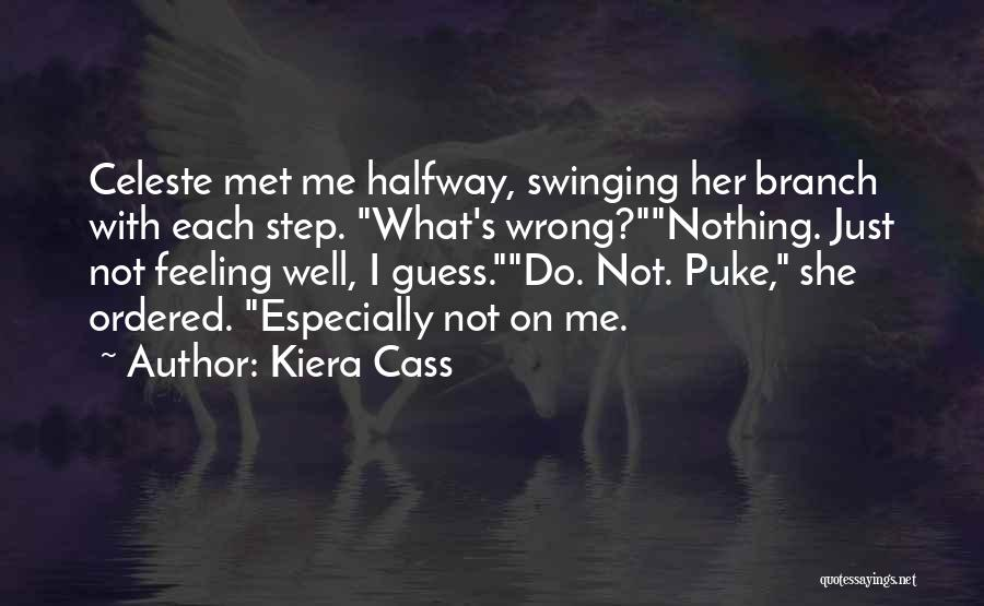 Just Met Quotes By Kiera Cass