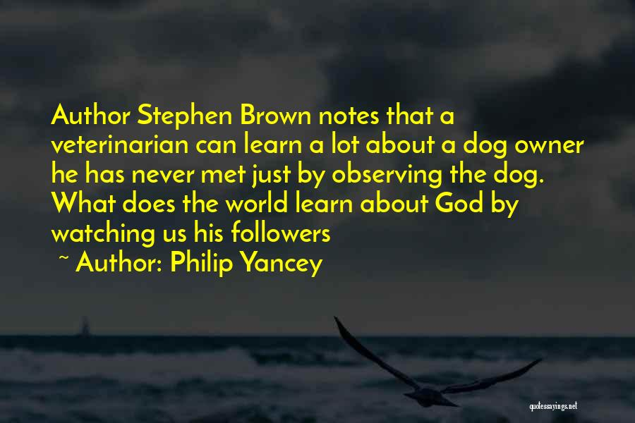 Just Met Quotes By Philip Yancey