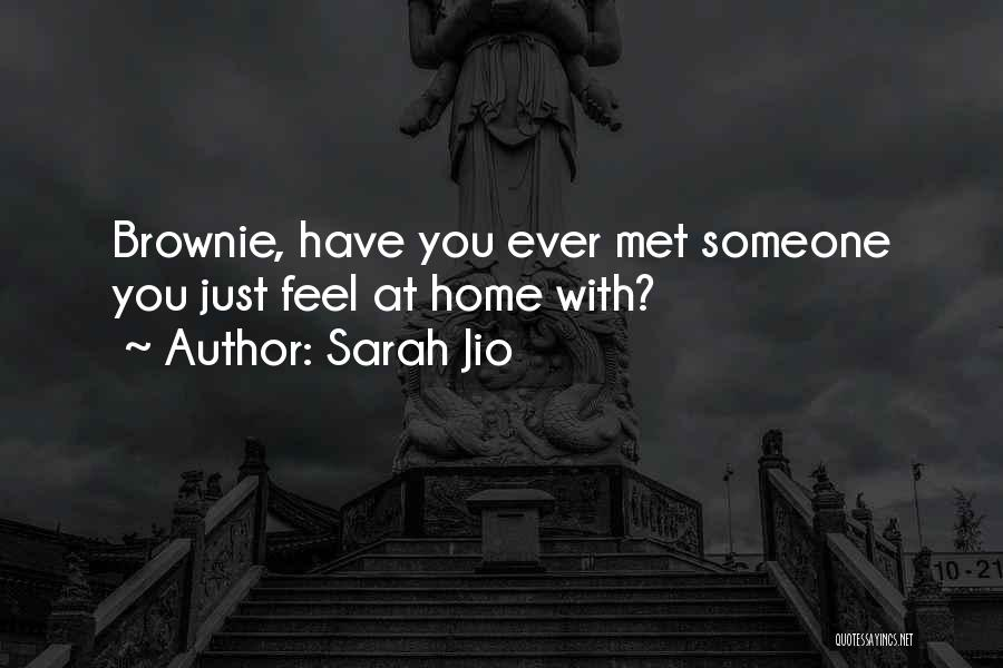 Just Met Quotes By Sarah Jio