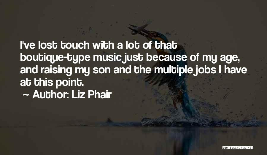 Just My Type Quotes By Liz Phair