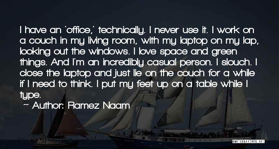 Just My Type Quotes By Ramez Naam