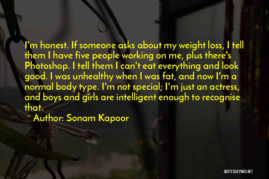 Just My Type Quotes By Sonam Kapoor