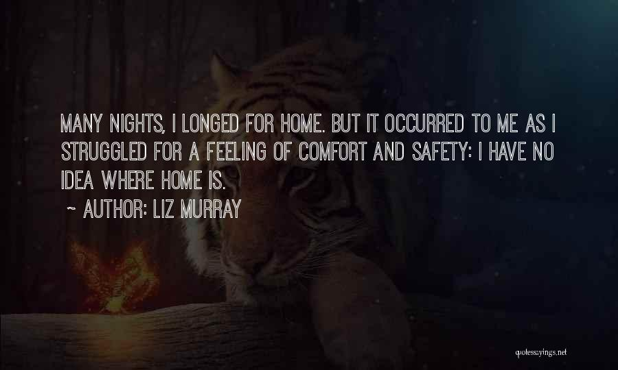 Just One Of Those Nights Quotes By Liz Murray