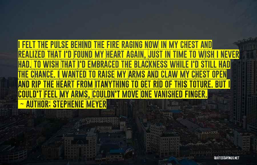 Just One Wish Quotes By Stephenie Meyer