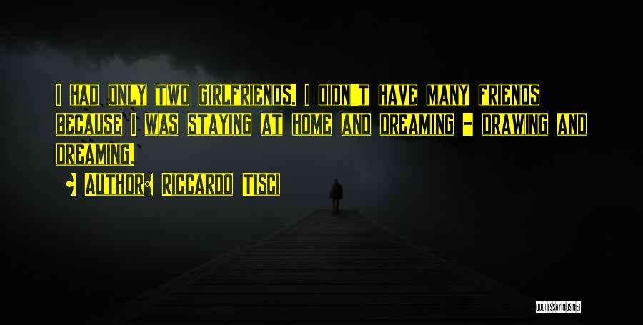Just Staying Friends Quotes By Riccardo Tisci