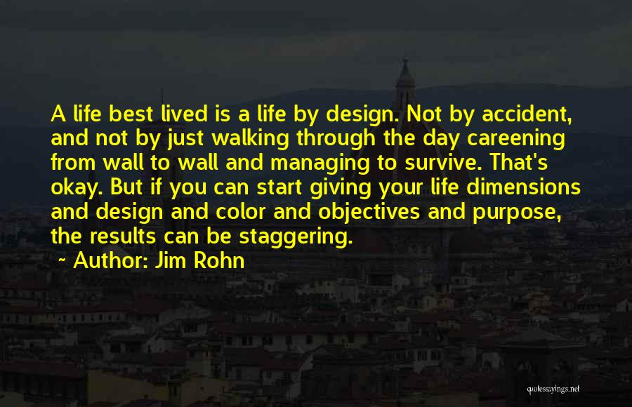 Just The Start Quotes By Jim Rohn