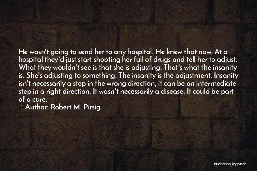 Just The Start Quotes By Robert M. Pirsig