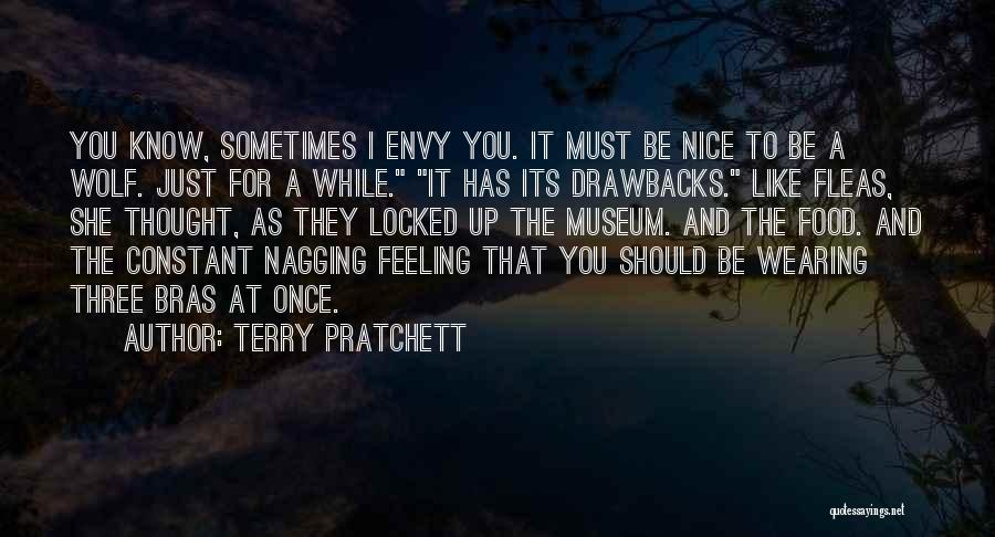 Just Thought You Should Know Quotes By Terry Pratchett