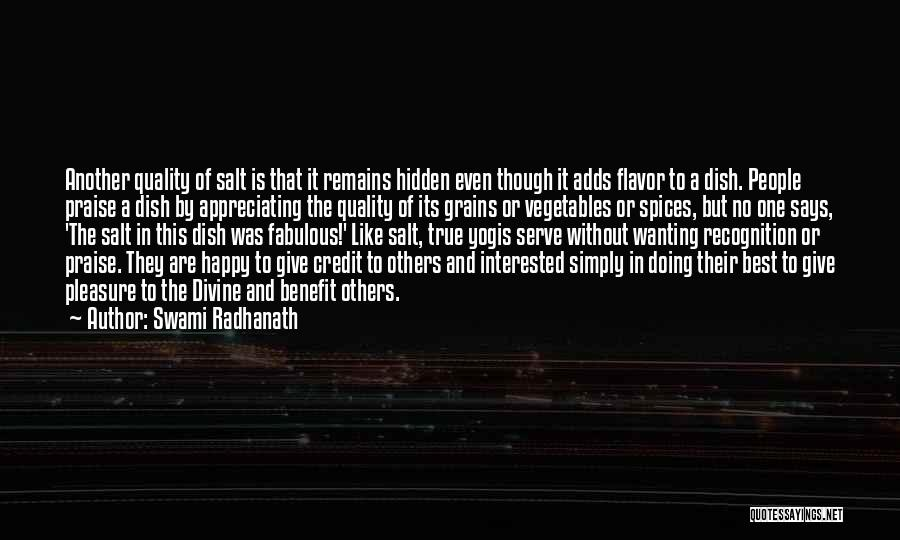 Just Wanting To Be Happy Quotes By Swami Radhanath