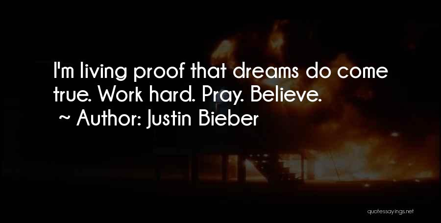 Justin Bieber Believe In Yourself Quotes By Justin Bieber