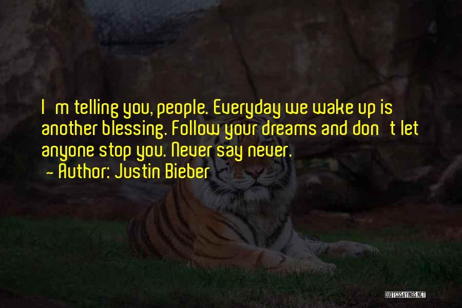 Justin Bieber Quotes 1286275