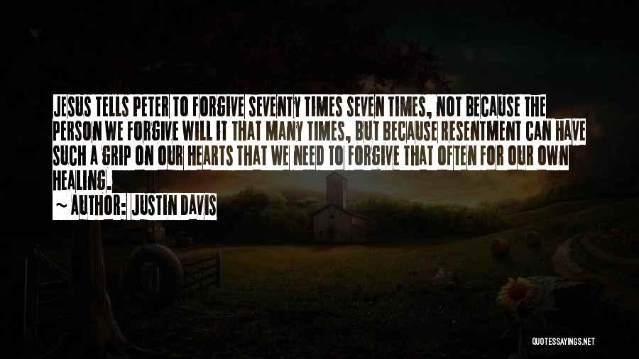 Justin Davis Quotes 1101565