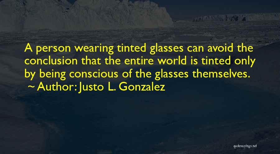 Justo L. Gonzalez Quotes 903375