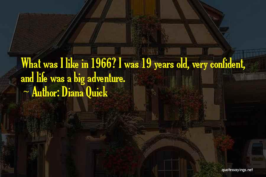 K 19 Quotes By Diana Quick
