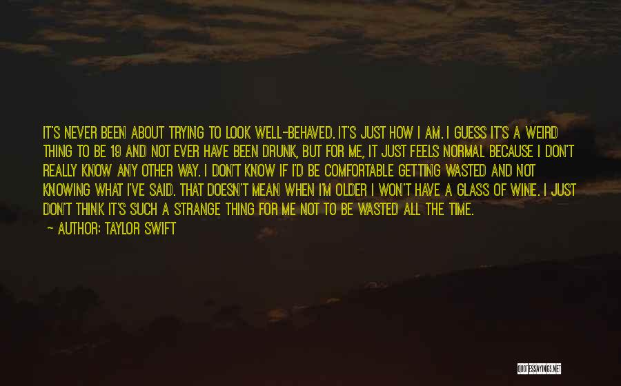 K 19 Quotes By Taylor Swift