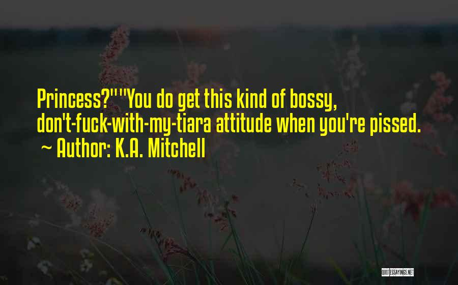 K.A. Mitchell Quotes 399153