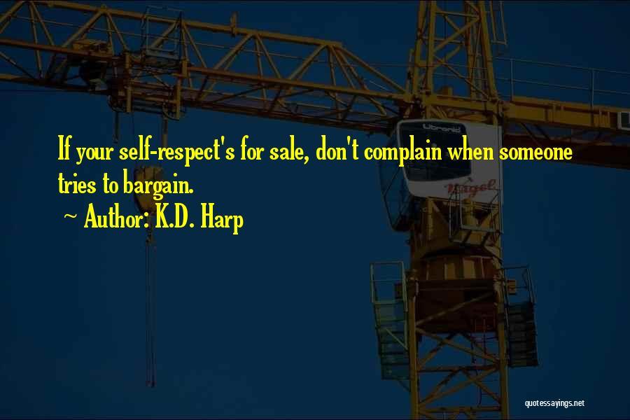 K.D. Harp Quotes 645932