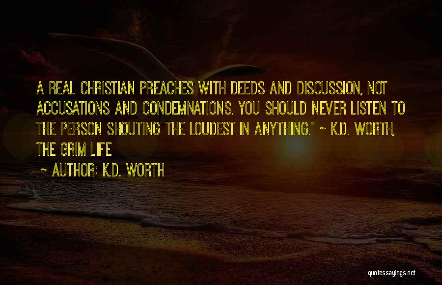 K.D. Worth Quotes 294915