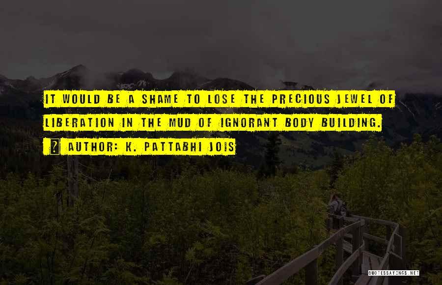K. Pattabhi Jois Quotes 132369