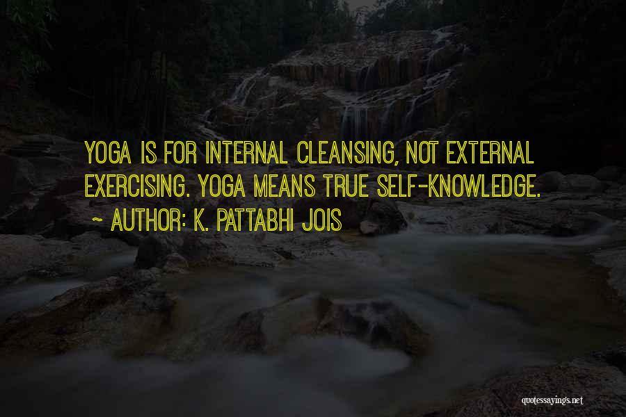 K. Pattabhi Jois Quotes 1551717