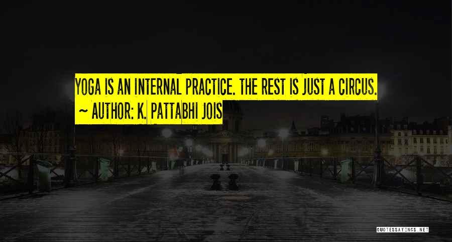 K. Pattabhi Jois Quotes 1849775