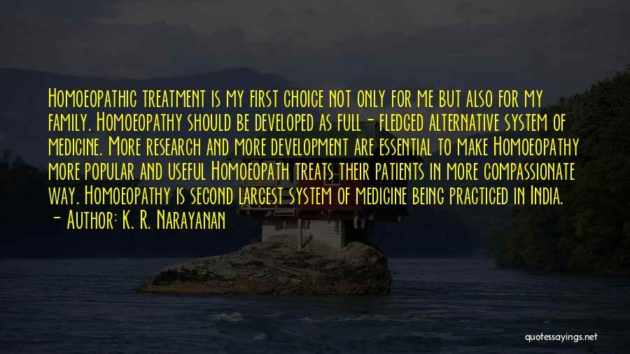 K. R. Narayanan Quotes 2068515