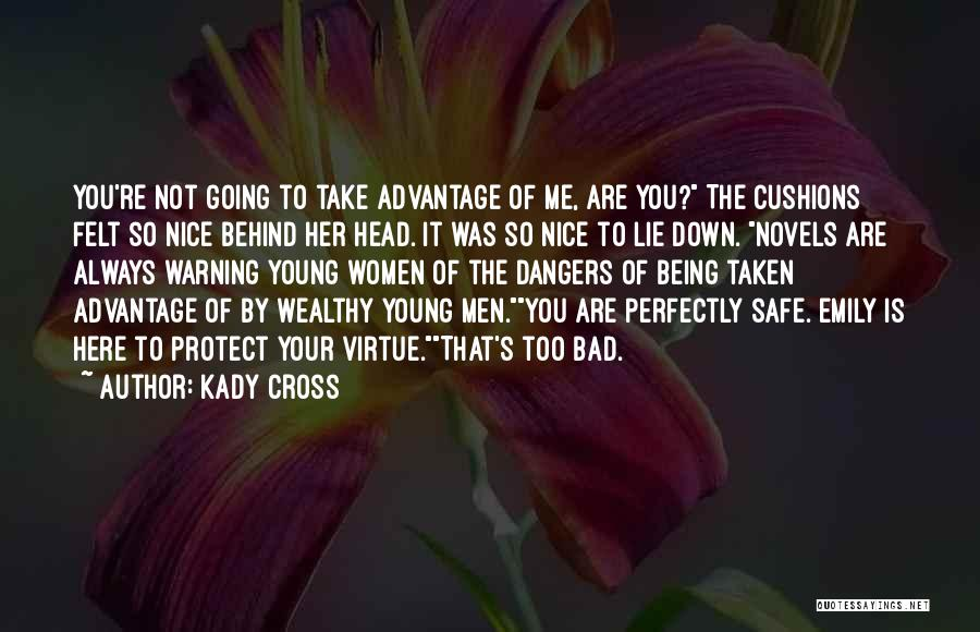 Kady Cross Quotes 1003885