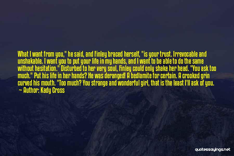 Kady Cross Quotes 874212