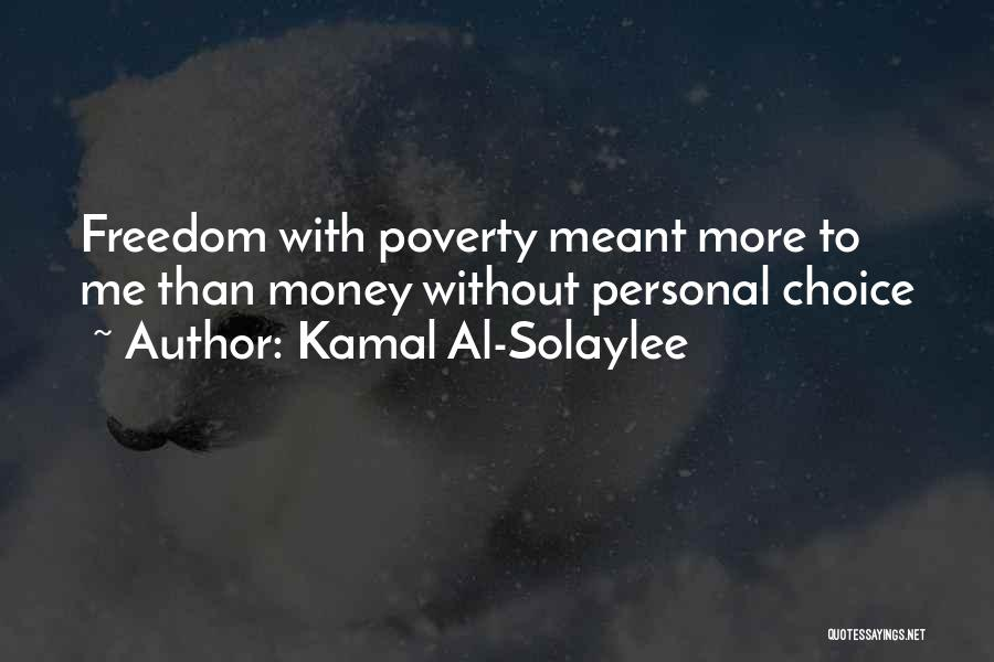 Kamal Al-Solaylee Quotes 1874387