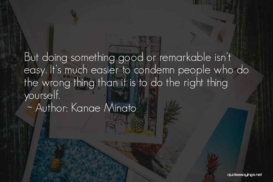Kanae Minato Quotes 1449267
