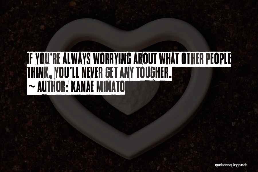 Kanae Minato Quotes 2106043
