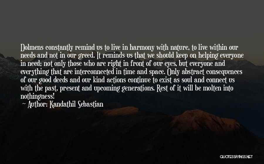 Kandathil Sebastian Quotes 1296475