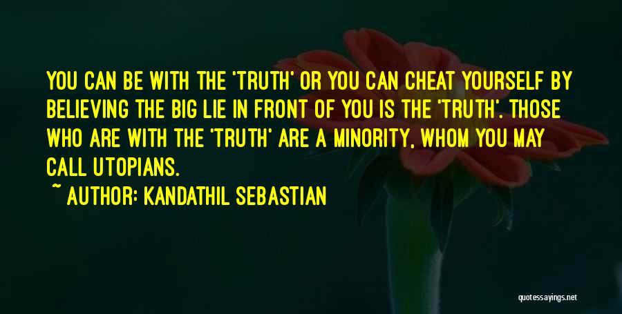 Kandathil Sebastian Quotes 289688