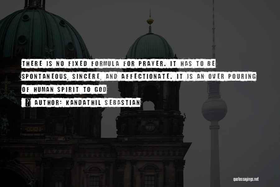Kandathil Sebastian Quotes 691623