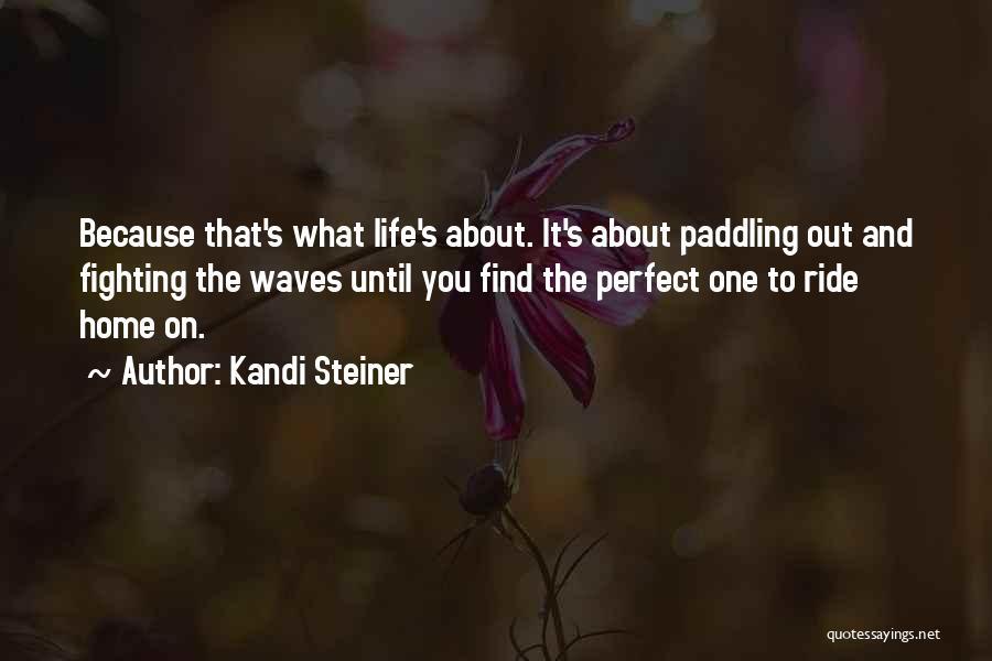 Kandi Steiner Quotes 701803