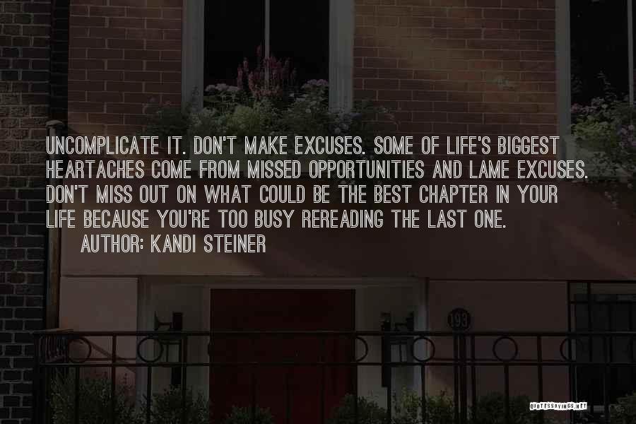 Kandi Steiner Quotes 895751