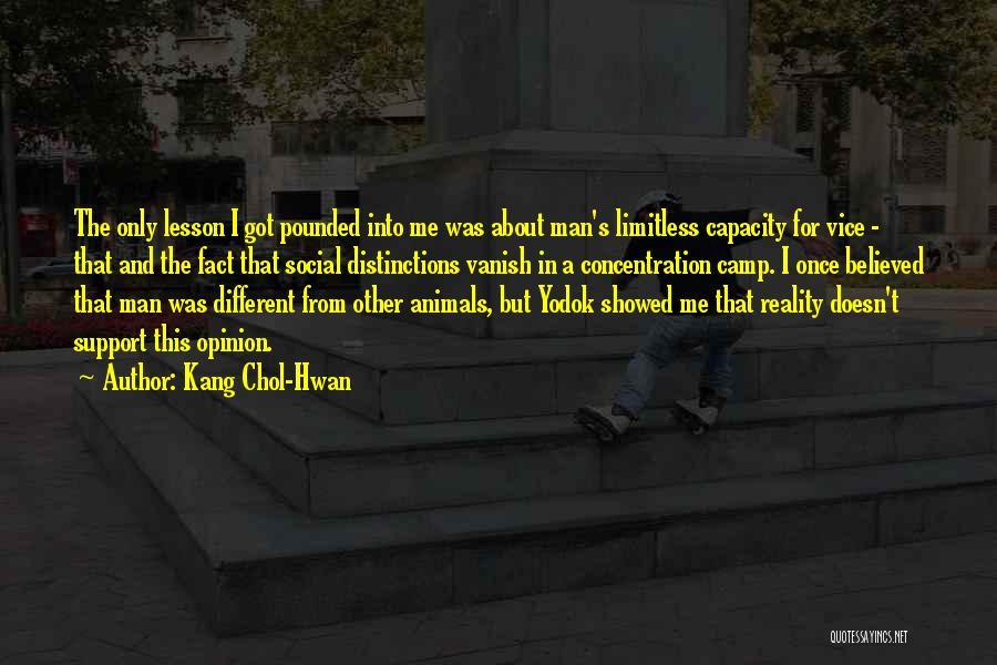 Kang Chol-Hwan Quotes 2145420