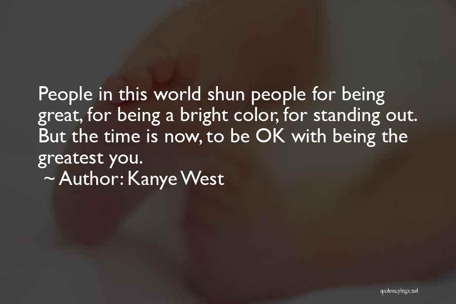 Kanye West Quotes 742922