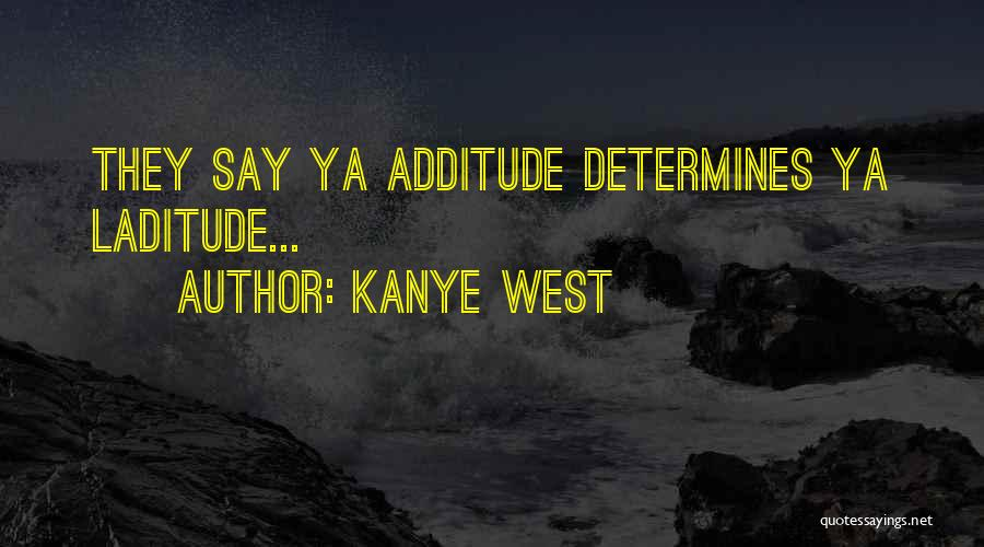 Kanye West Quotes 983015
