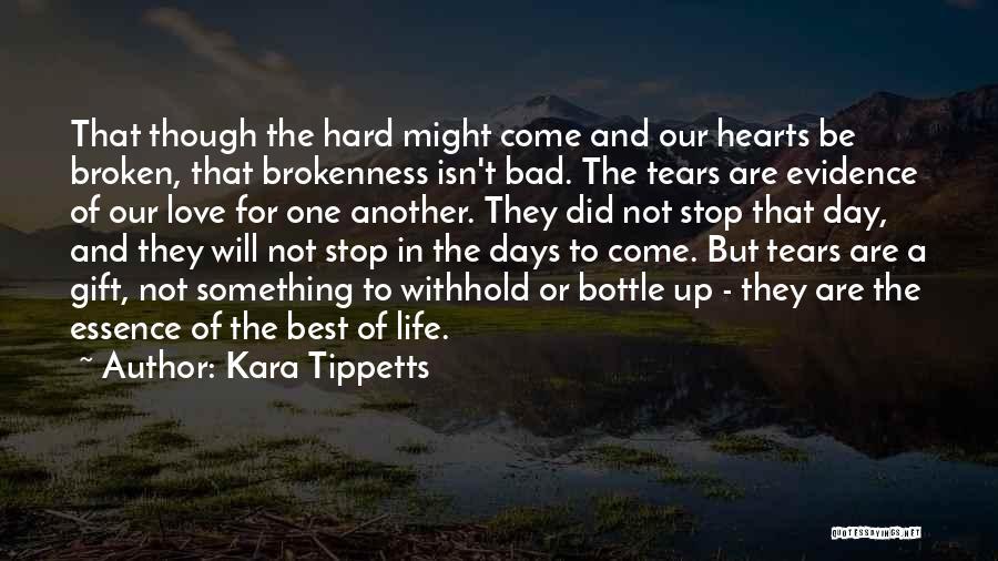 Kara Tippetts Quotes 1717903