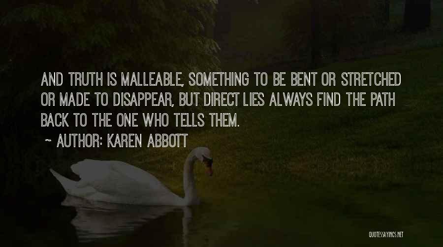 Karen Abbott Quotes 542345