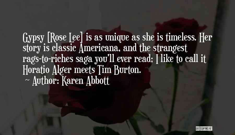 Karen Abbott Quotes 694121