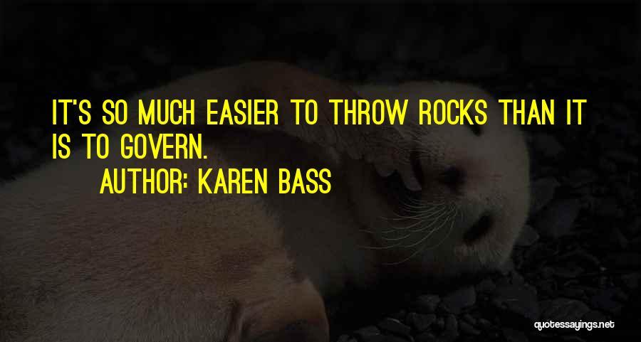 Karen Bass Quotes 2222436