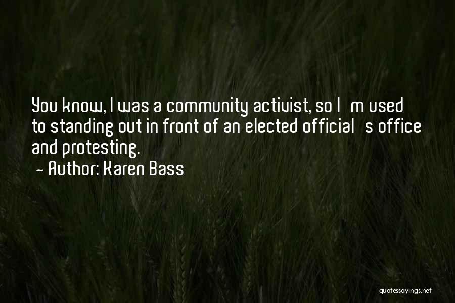 Karen Bass Quotes 318961