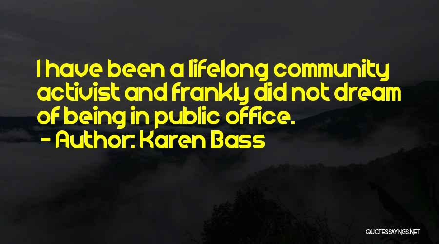 Karen Bass Quotes 545576