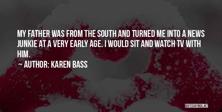 Karen Bass Quotes 834465